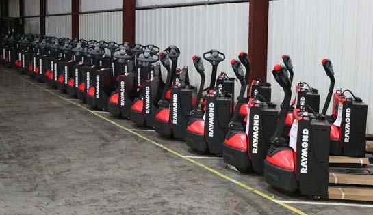 Carolina Handling | Atlanta Forklift Sales