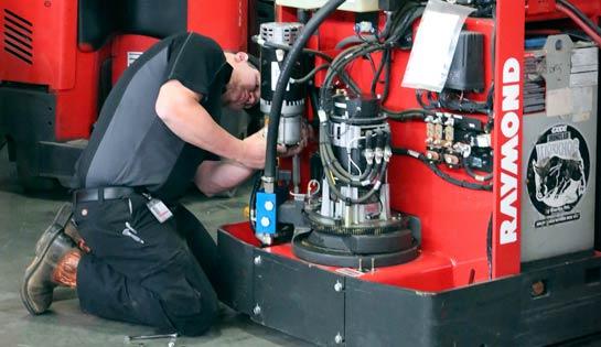 Piedmont Material Handling Equipment | Forklift Service