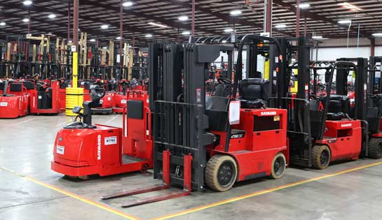 Carolina Handling | South Carolina Forklift Sales