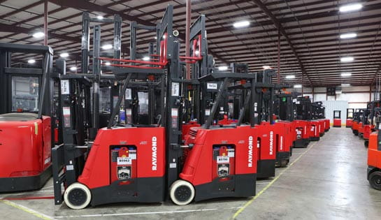 Carolina Handling | Savannah Forklift Sales
