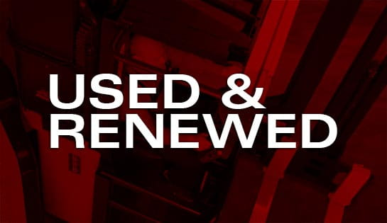 Used Forklifts | Lift Trucks | Carolina Handling