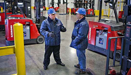 Warehouse Solutions Consulting | Carolina Handling