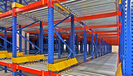 Pallet Racking Systems and Storage Solutions