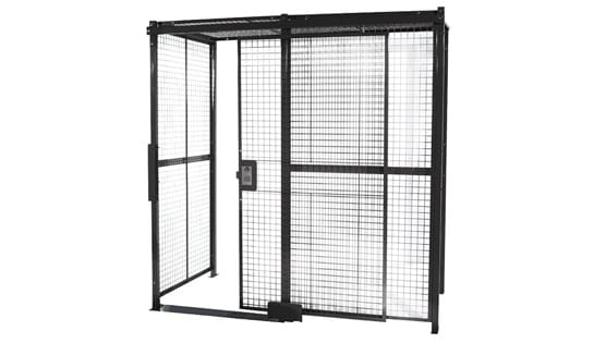 Wire Security Cages from Carolina Handling