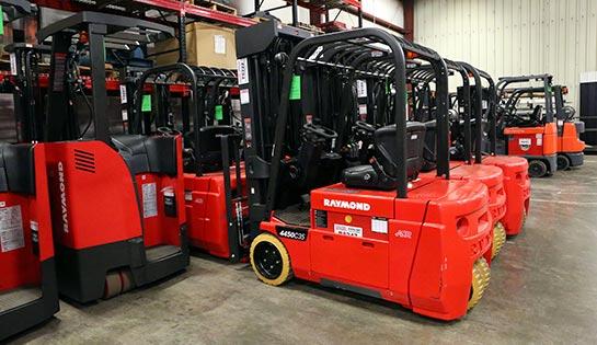 Carolina Handling | Florida Forklift Sales