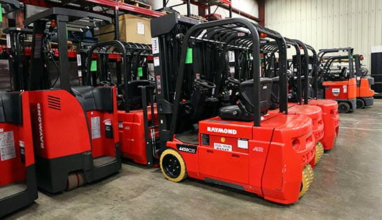 Carolina Handling | Florida Forklift Sales