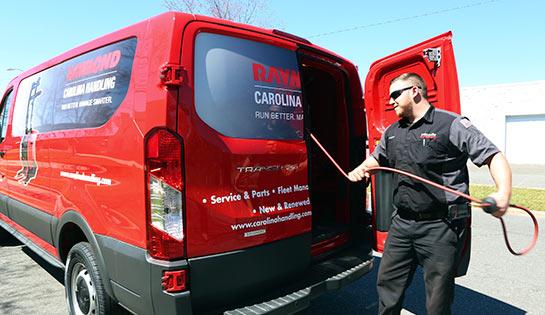 Carolina Handling | Florida Forklift Service