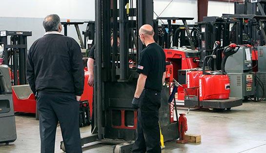Florida Forklift Training