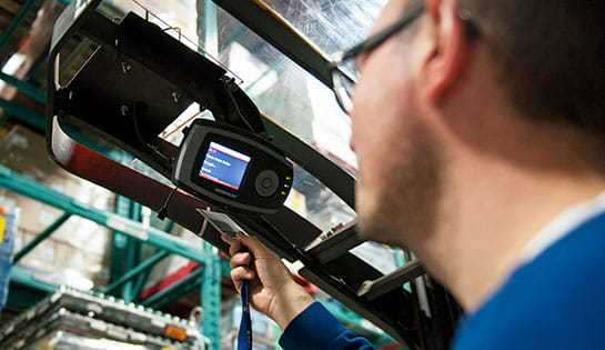 Forklift Monitoring System
