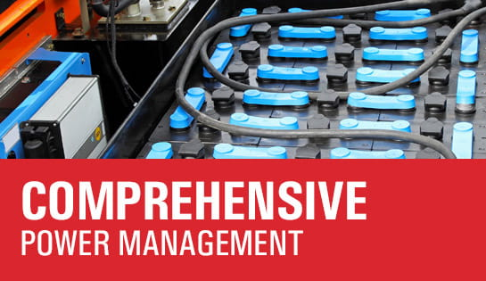 Comprehensive Motive Power Management Program