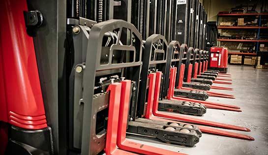 Lift Truck Rentals   Forklifts   Carolina Handling
