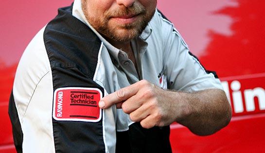 Lift Truck Technician Training | Warehouse Safety | Carolina Handling