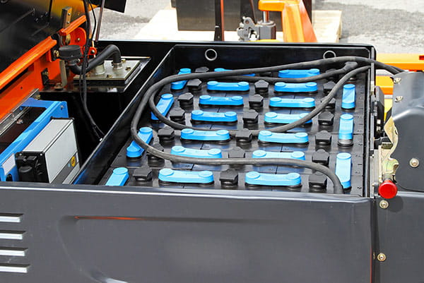 Forklift Battery Opportunity Charging