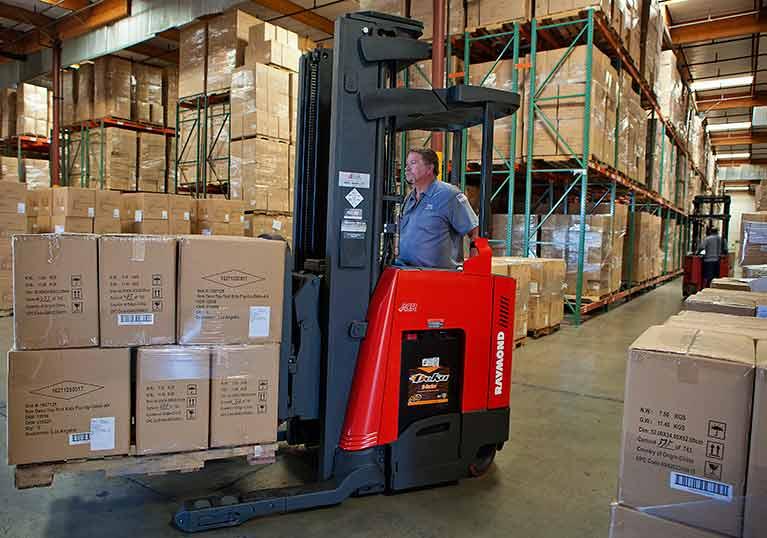 Warehouse Optimization with iWAREHOUSE Enterprise