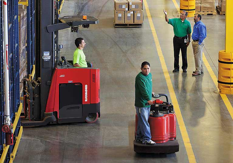 Warehouse Optimization from iWAREHOUSE Enterprise