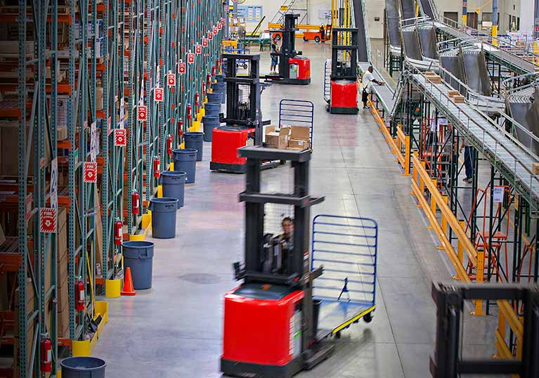 Warehouse Metrics & Reporting from iWAREHOUSE Essential
