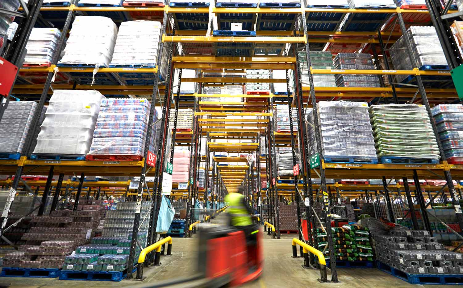 Pallet Racking Systems Guide from Carolina Handling