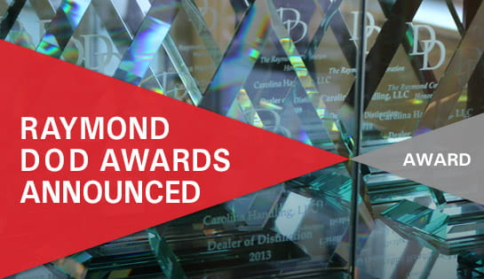 Carolina Handling Receives DOD Award for 28th Consecutive Year