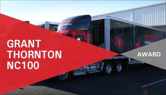 Grant Thornton NC100 2017 List | Carolina Handling | Forklift Service