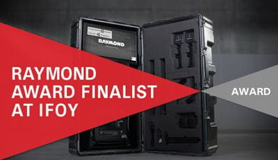 Raymond Virtual Reality Simulator | Forklift Training | IFOY Award