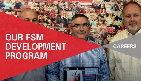 FSM Development Program at Carolina Handling