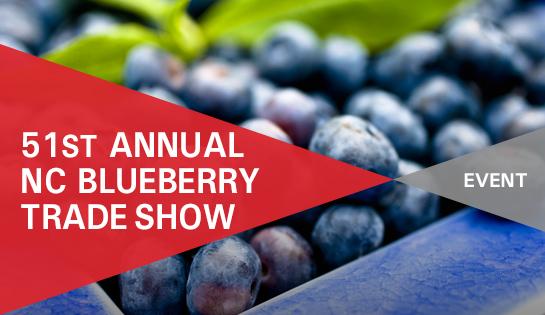 North Carolina Blueberry Trade Show 2017