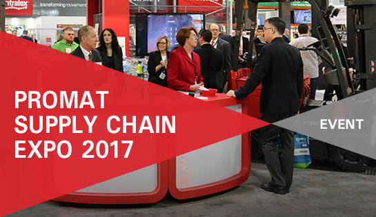 ProMat Material Handling Expo 2017