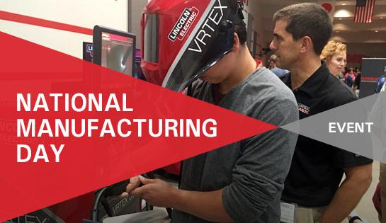 National Manufacturing Day | Raymond | Carolina Handling