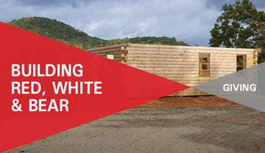 Operation Appreciation | Carolina Handling | Red White & Bear Cabin