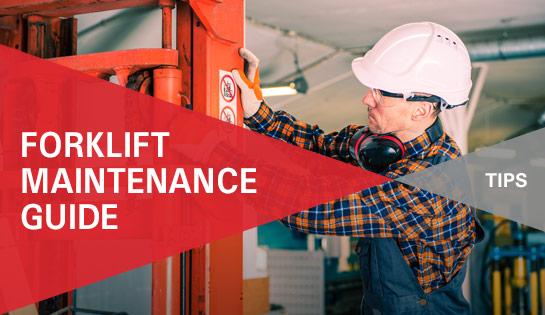 Forklift Service   Maintenance Guide   Carolina Handling