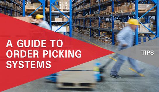 Understanding Order Picking Systems