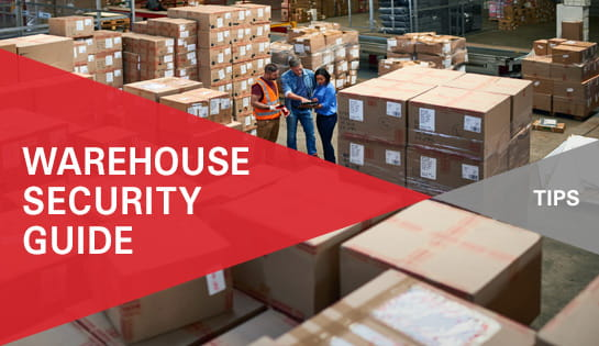 Warehouse Security Guide | Best Practices from Carolina Handling