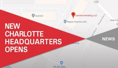 New Charlotte Headquarters Opens | Carolina Handling