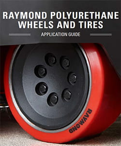 Forklift Polyurethane Tires Guide by Raymond