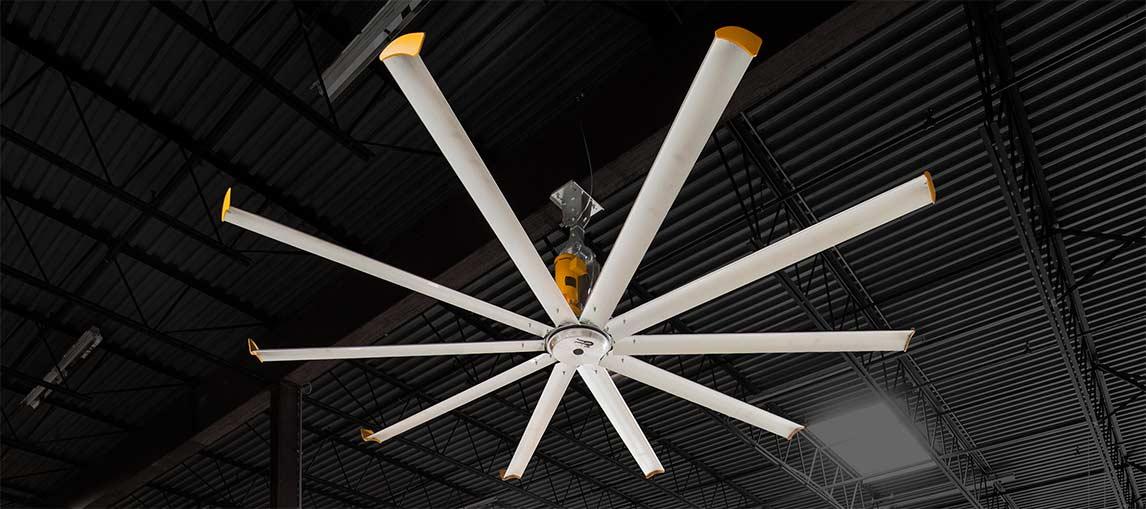 High Volume Low Velocity Ceiling Fans Sante Blog