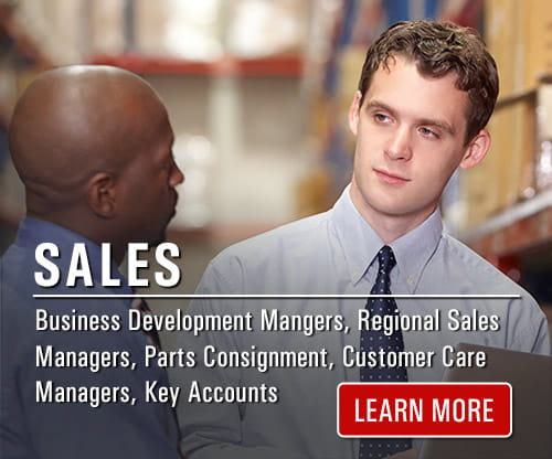 Equipment Sales | Job Opportunities | Material Handling Careers