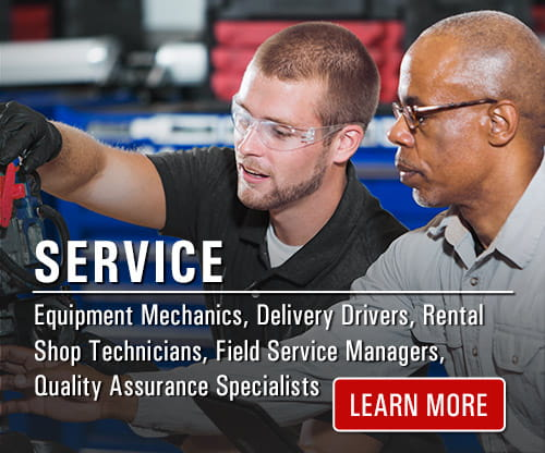 Equipment Mechanic Jobs | Forklift Technician Careers | Carolina Handling