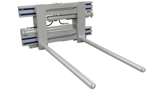 Bar Arm Clamp | Fork Clamps | Forklift Attachments