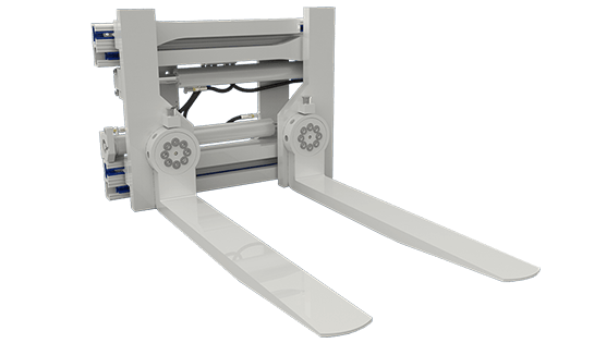 Turnafork Clamp | Fork Clamps | Forklift Attachments
