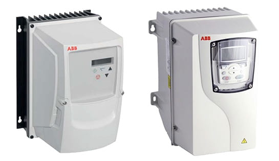 Smart Fan Controls   Variable Frequency Drive   Warehouse Fans