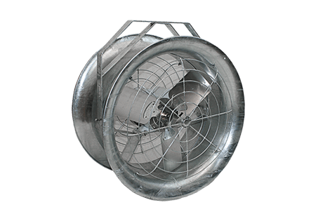 galvanized fan | warehouse fans | material handling products