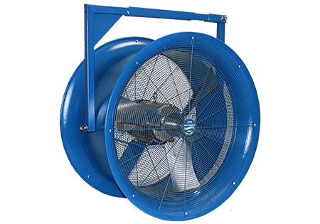 high velocity fan 34 inch | warehouse fans | material handling products
