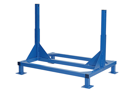 pedestal base fan mount 34 inch | warehouse fans | material handling products