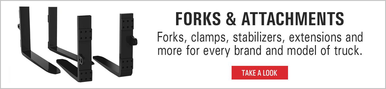Fork Attachments | Forklift Forks | Warehouse Products