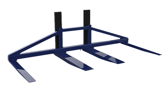 Fork Spreader | Forklift Attachments | Warehouse Products