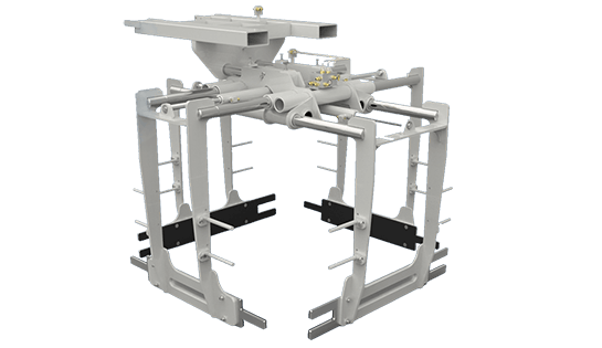 Layer Picker Fork Mount | Forklift Attachments | Warehouse Products