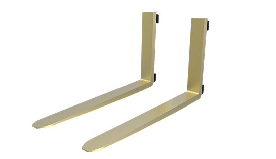 Anti-spark Forks | Forklift Attachments | Lift Truck Parts