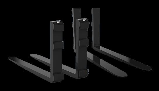 Standard Forks | ITA Forks | Forklift Attachments