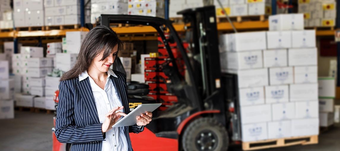 Forklift Impact Alert System | Fleet Monitoring | Carolina Handling