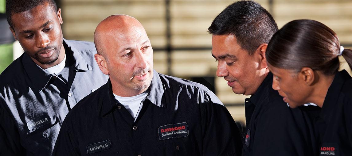 Forklift Technicians | Material Handling Company